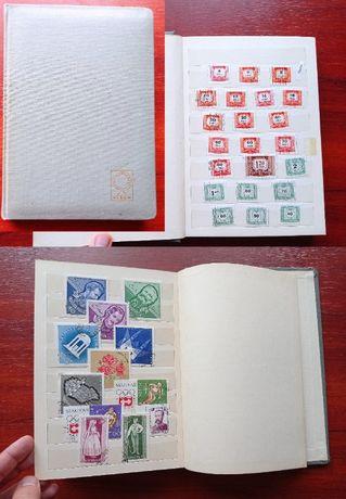TS864 Clasor cu timbre a5 Ungaria vechi