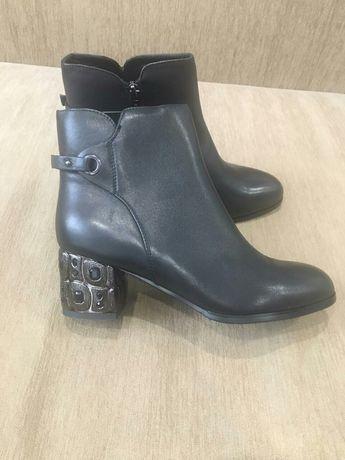 Ботильоны демисезонные, обувь женская