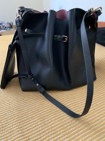 Дамска чанта и сак