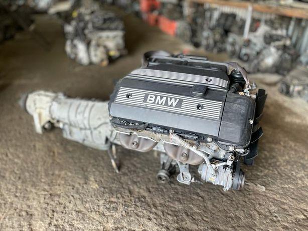 Двигатель BMW X5 E53 M54 B30 из Японии