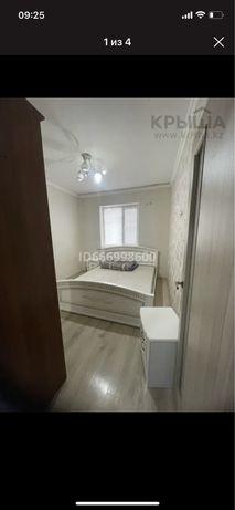 Кровать двухспальный белый