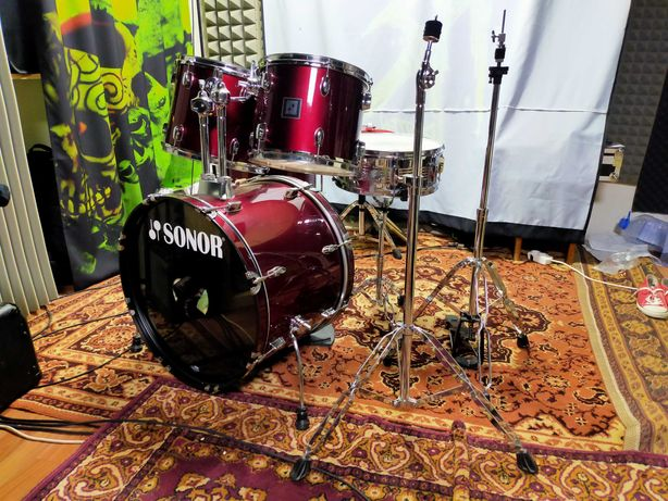 Продам барабаны фирмы Sonor