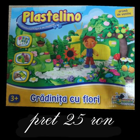 Plastelina,puzzle, jocuri