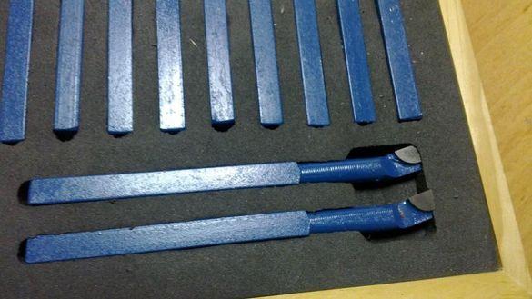 Стругарски ножове със запоени твърдосплавни пластини