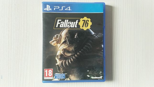 Vand - Schimb Fallout 76 PS4 Play Station 4 PRO