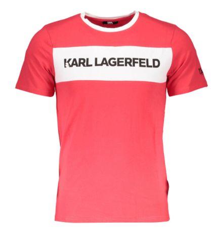 Karl LAGERFELD тениска, Оригинал /S,M,L,XL,XXL,XXXL/