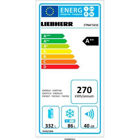 Хладилник с фризер LIEBHERR CTNEF 5215 А++, 418 L, NO FROS
