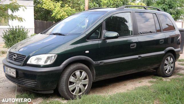 Opel Zafira 7 locuri, 2.0 Diesel, an 2001