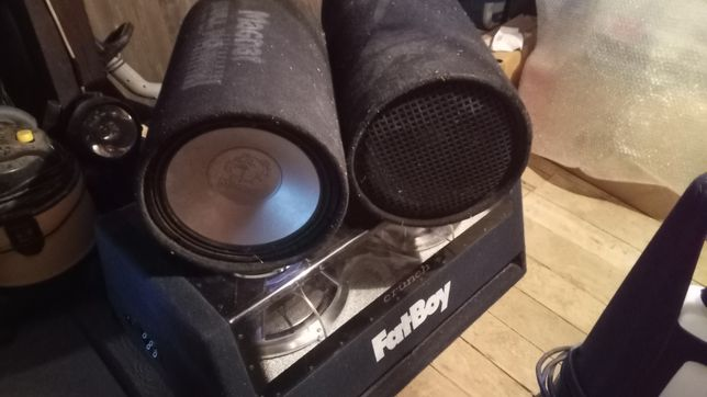 Subwoofer Tub de bass Magnat 200/450w Magnat 600w Crunch Fartboy 1600w