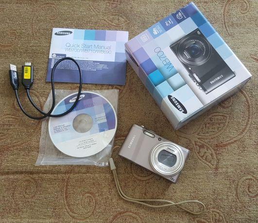 18x zoom Samsung WB700 цифров фотоапарат camera Самсунг