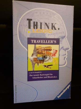 Ravensburger Think Logic Traveller's