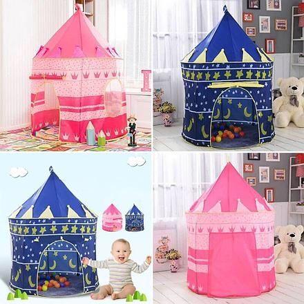 Детская игровая палатка замок