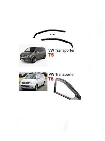 Ветробрани VW Transporter- T5/T6 (2003)- 2 врати- (2бр.)