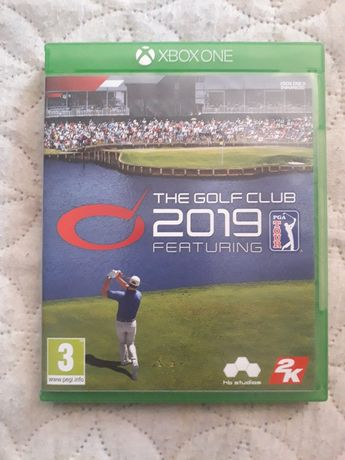 The Golf Club 2019 xbox one
