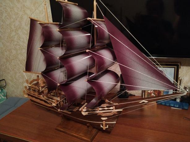 Продам корабль ручной работы