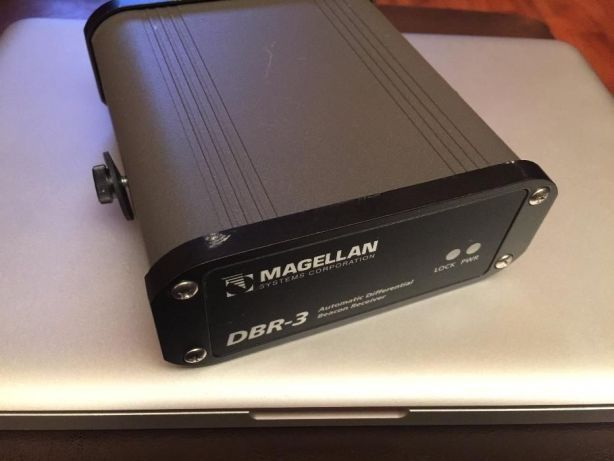 Magellan Systems Corp DBR-3 Automatic Differential Beacon Receiver