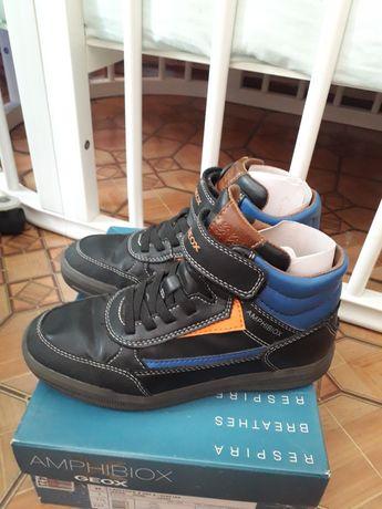 Фирменные ботинки GEOX