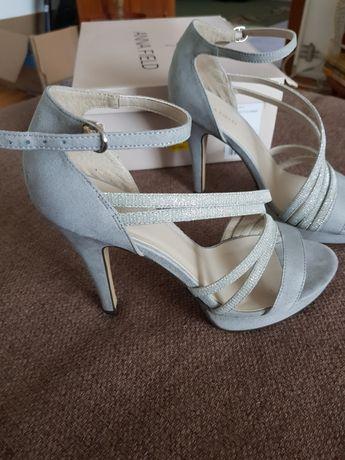 Pantofi dama Anna Field