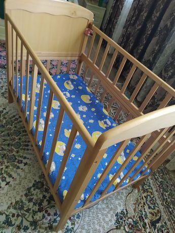 Детская кровать - манежка