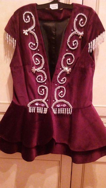 Продам или дам на прокат казахский жилет