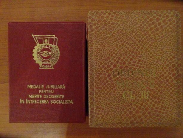 Decoratii, ordine, medalii comuniste