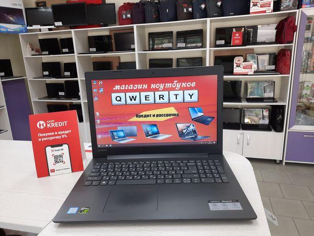 Игровой Lenovo (Core i5-8300H, GTX 1050 2 gb, 128 SSD + 1000 HDD)