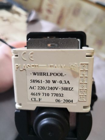 Pompa apa masina de spalat Whirlpool 1000rpm