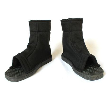 Incaltaminte papuci sandale costum Naruto Shippuden Itachi Nara +CADOU