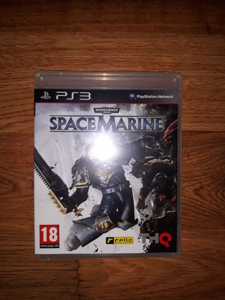 Joc PS3 Warhammer 40000 SpaceMarine