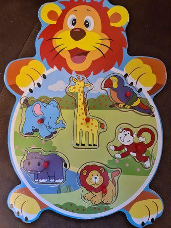 Puzzle / jucarii copii bebelusi