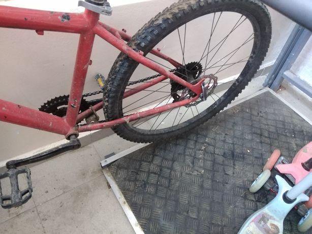 велосипед горныи мтб дерт