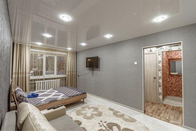 Свежая 1 Ком. Квартира Люкс в Центре Посуточно от Vita Haus. КТВ/Wi-Fi