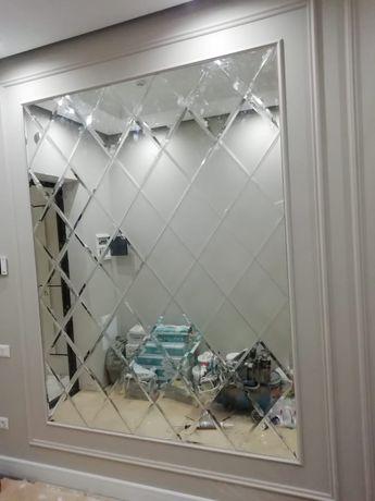 Продам зеркало мозаика