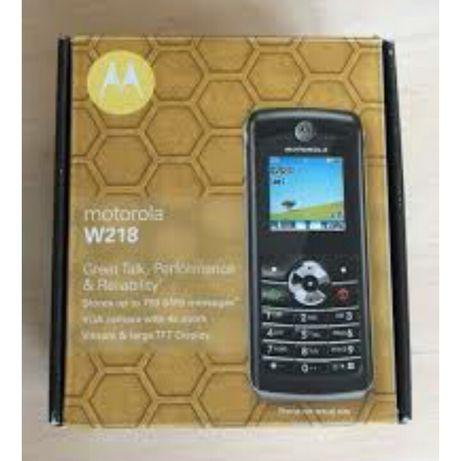 Motorola w218 nou