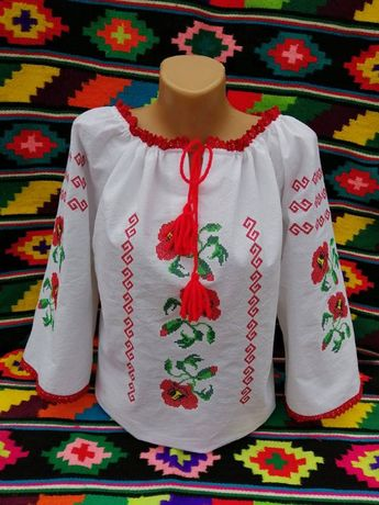 Ie traditionala - brodata