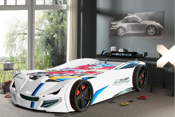 Детско легло кола GT1