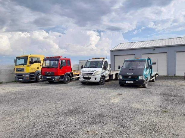 Tractari Platforma auto A2-Lehliu,Drajna,Fetesti,Cernavoda,Medgidia