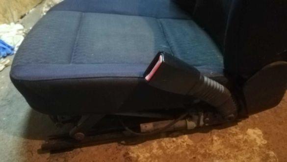 BMW седалки от кабрио е46