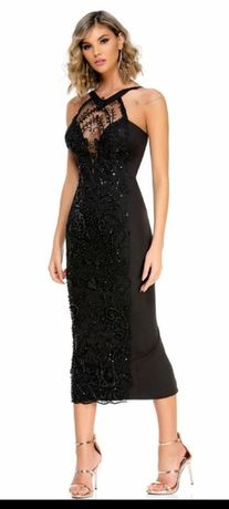Rochie neagra bby collection