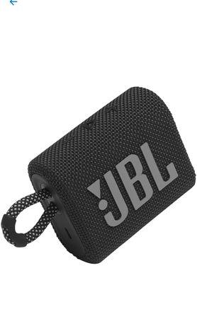 Boxa portabila JBL GO3 IPX67 Bluetooth Negru