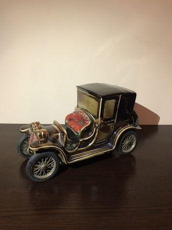 Masina portelan Vietata Lanchester 1908 / Bibelou portelan