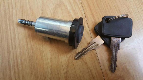 Нов ключ и контакт за запалване за опел