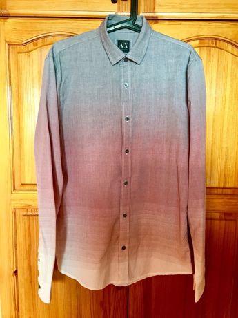 Armani Exchange AX Нова мъжка риза M
