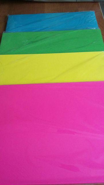 Продам цветную бумагу А4 100л неон