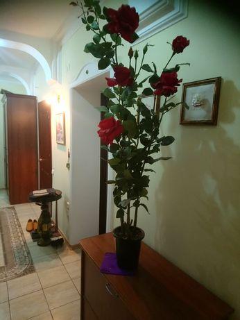 Букет роз, искусственная Высота 1.5м