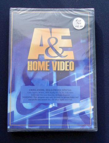 Criss Angel Mindfreak - Halloween Special DVD magie in limba engleza