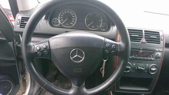 Airbag șofer volan pasager Mercedes A B Class W169 W245