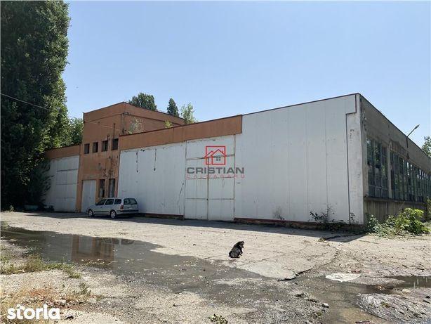 Vanzare depozit\/hala Giurgiului - Jilava, Bucuresti