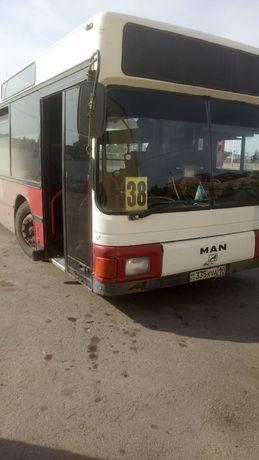 Продам автобус Ман