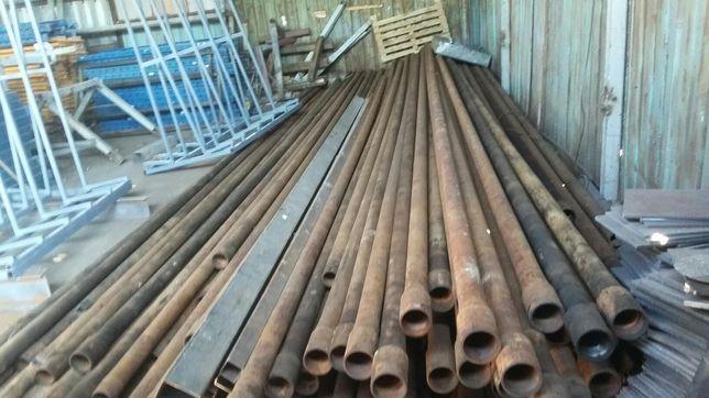 Vând țeavă tubing 60 70 și 90, bare la 9 metri preț negociabil